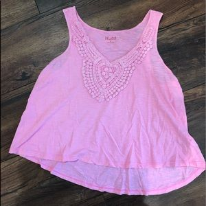 🌵Mudd tank top size small pink top